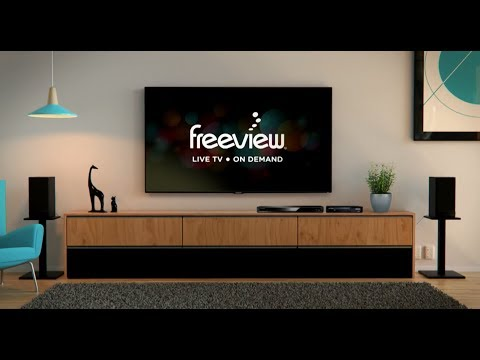 NEW Freeview On Demand Demo