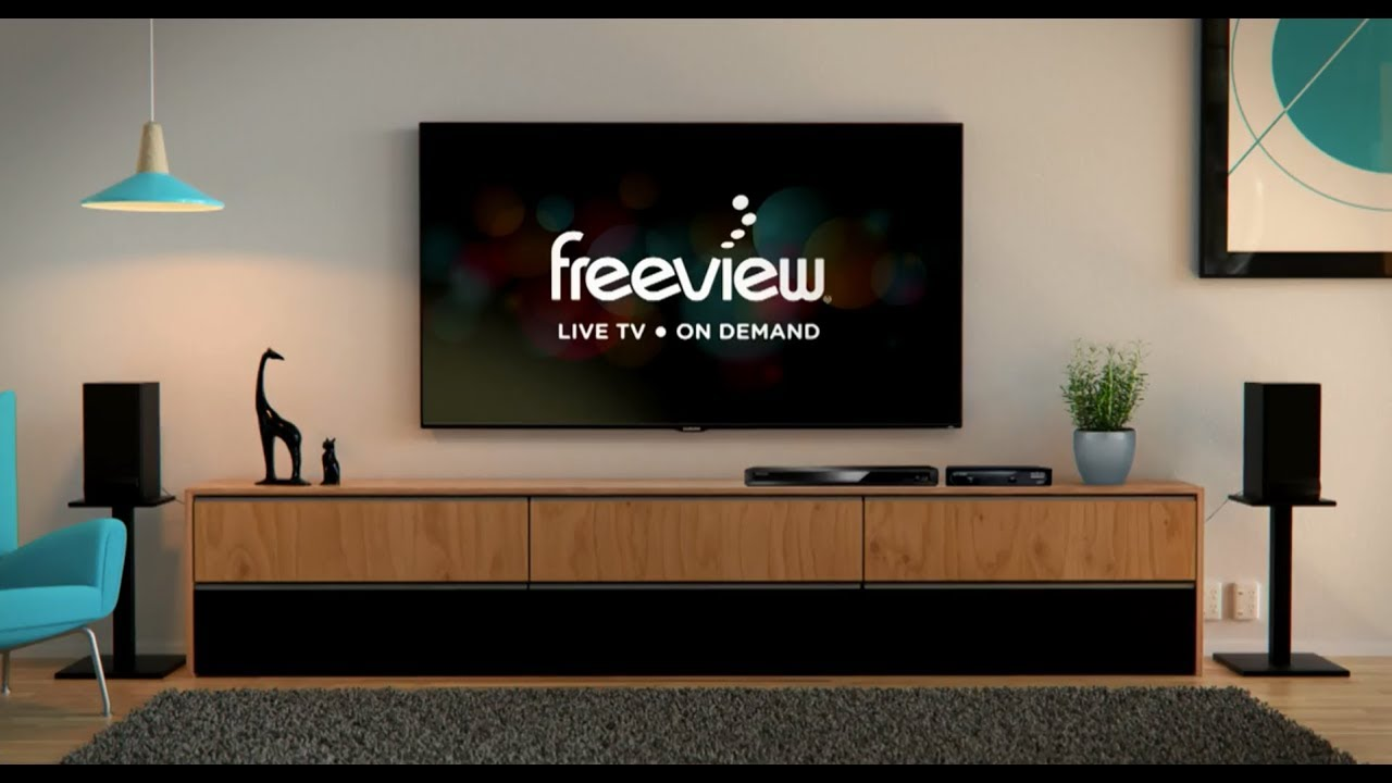 All of free to air TV, all in one place: meet the new Freeview | The