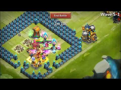 Castle Clash HBM S