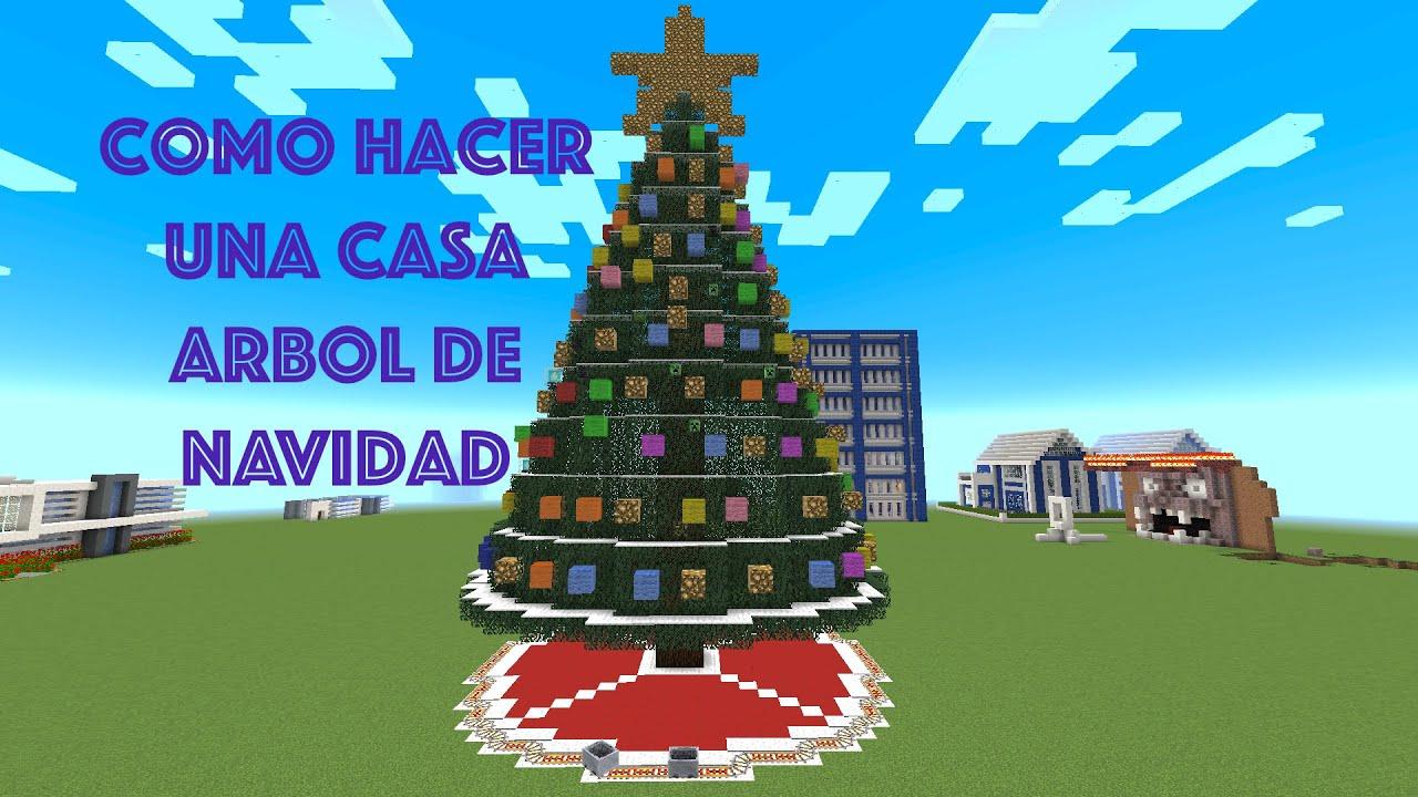 Como hacer una casa arbol de navidad pt1 youtube for Adornos de navidad para hacer en casa