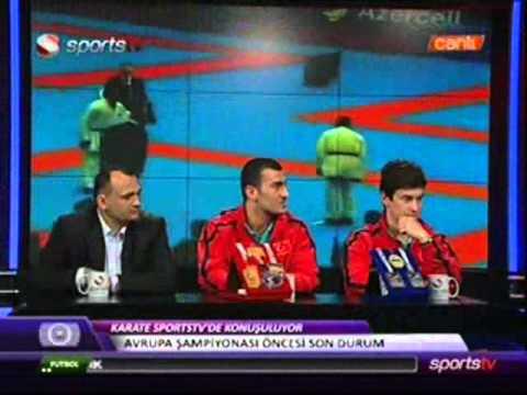 Sports Tv - Sport Center 10 Nisan 2013