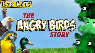 the angry birds story kid bits