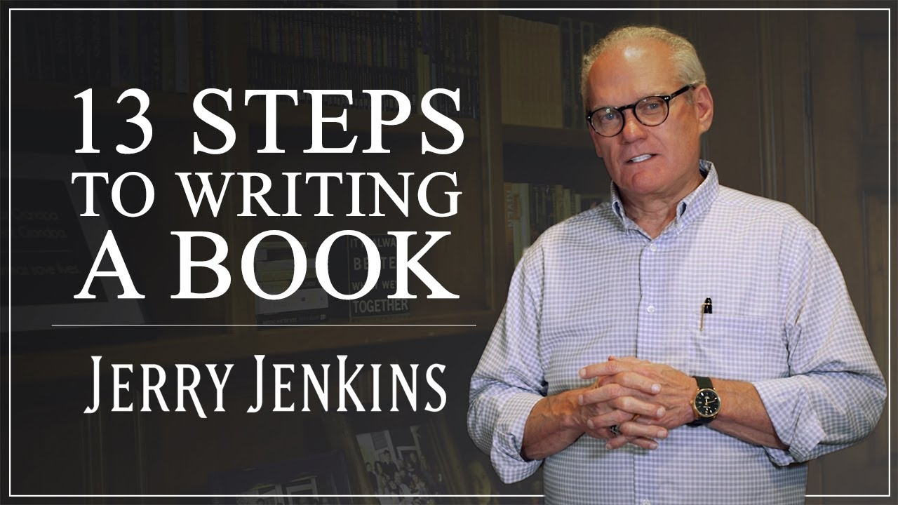 How to Write a Book: 29 Steps From a Bestselling Author