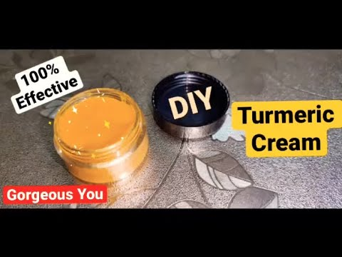 diy-turmeric-night-cream-|-skin-whitening-&-anti-aging-cream-|-removes-dark-spots-&-acne-marks-|
