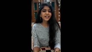 Vaaste song Shubhangi Raghav Acapella
