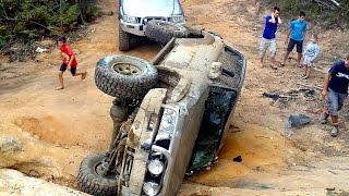 4x4 Fails 2016(4x4 Fails, Recoveries and Track-side Repairs (NO MUSIC) This is the first video of 2016 and it's been a while since our last video upload (almost a month ago)., 2016-01-13T11:09:22.000Z)