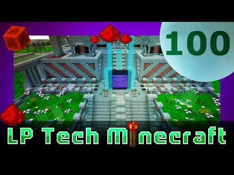LP Tech Minecraft S2 #100 HIlls World Tour