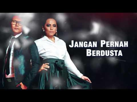 Aepul & Haiza - Jangan Pernah Berdusta (Video Lirik Official)