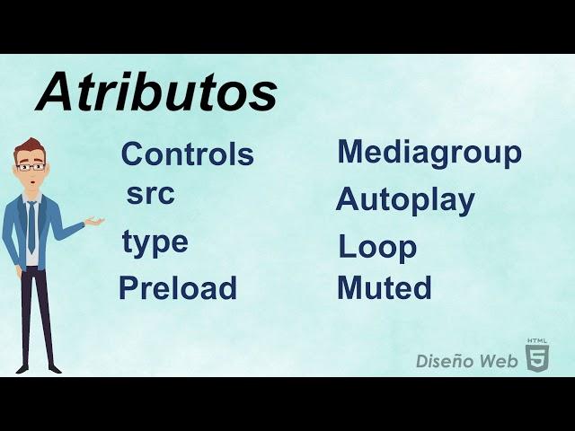 Curso HTML5 IV - Incorporación de sonido, videos y animaciones