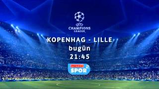 M.Gladbach-Dinamo Kiev ve Kopenhag-Lille Karşılaşmaları Bu Akşam D-Smart'ta!