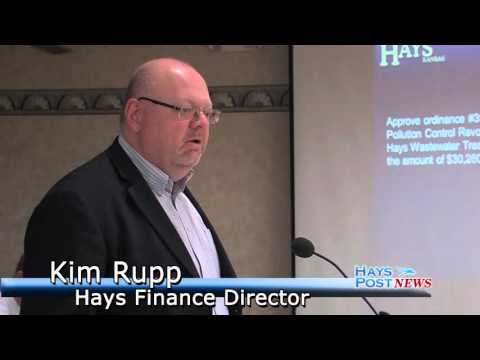 Wastewater treatment plant financing