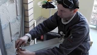 Установка радиаторов отопления, в каскаде.(, 2014-03-22T21:31:45.000Z)