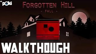 Boo! Forgotten Hill: Fall Walkthrough
