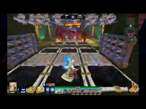 Baths - Endless Domination with Cygnus | Orcs Must Die! Unchained