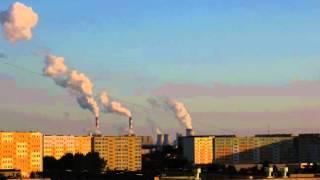 Elektrownia Bełchatów Time Lapse