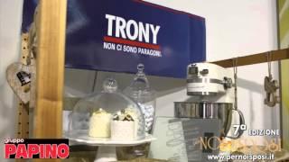 Trony Gruppo Papino - Liste Nozze Messina | Per Noi Sposi 2016 pernoisposi.com