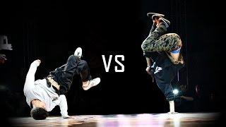 TARZAN vs SMOOTH - Battle 6 - Red Bull BC One Cypher 2015 Morocco | YOUZAR