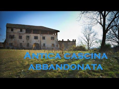 Cascina abbandonata a San Benigno Canavese