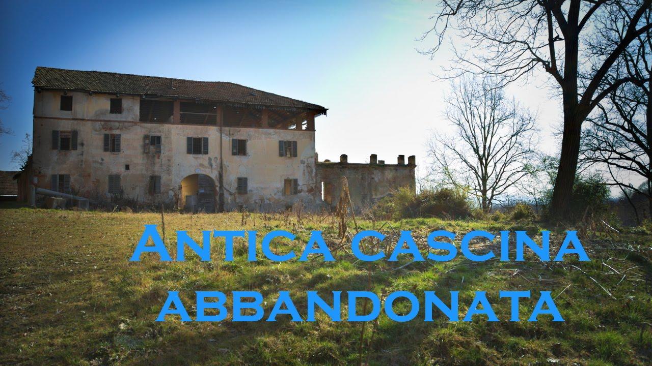 Cascina abbandonata a san benigno canavese youtube for Disegni di case abbandonate