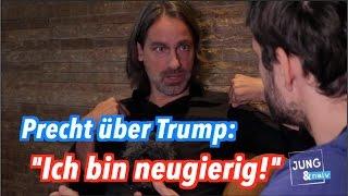 Richard David Precht über Donald Trump als US-Präsident