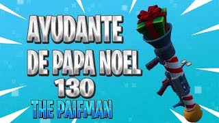 PAPA HELPER NOEL 130(Possibly THE BEST Rocket Launcher) FORTNITE Save the World- THE PAIFMAN