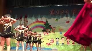 Emma希望城堡舞蹈班表演