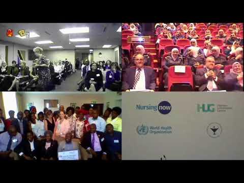 Nursing Now Global Launch