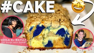 Sohla&#39s Marbled Pound Cake  Off Script with Sohla  Recipe Test Review