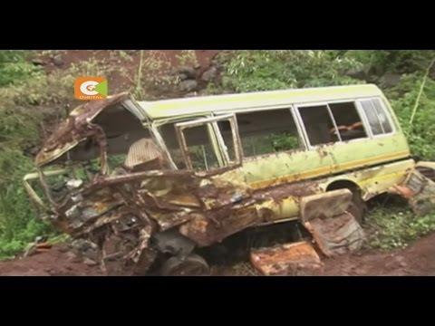 Over 30 pupils dead in a Tanzania bus crash