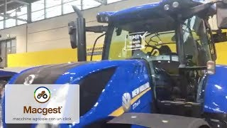 New Holland a Fieragricola 2018