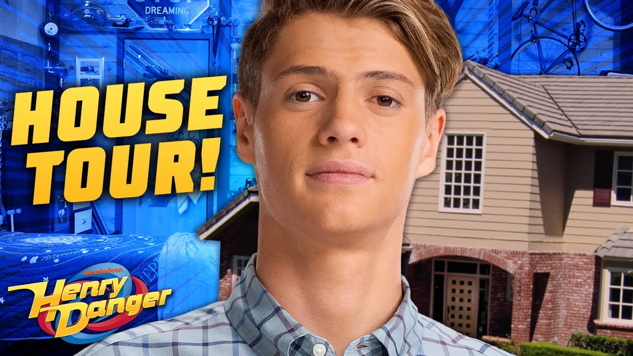 Download The Henry Hart House Tour 🏡 | Henry Danger