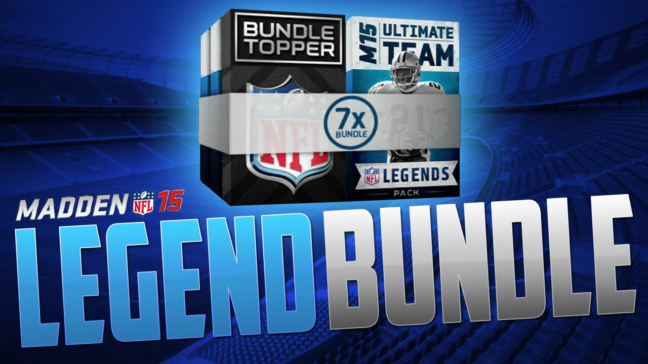 Ultimate legend walter payton ray lewis fitzgerald legend bundle in madden 15 ultimate team - Walter payton madden 15 ...