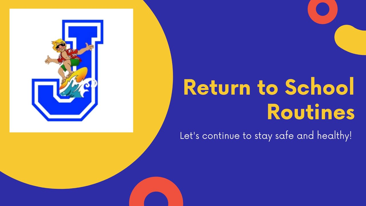 Return to School Routines