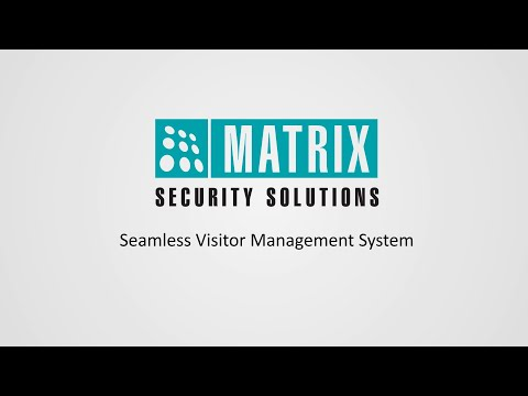 Seamless Visitor Management System