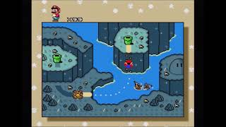 New Kaizo Mario World 3 Easy any% Speedrun Route