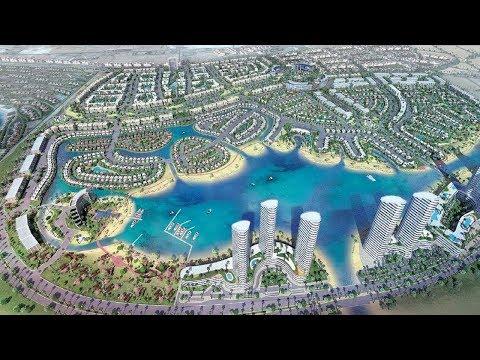 The New Alamein City | Egypt's New Future City On The Mediterranean Sea | مدينة العلمين الجديدة