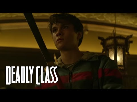 Deadly Class is listed (or ranked) 22 on the list The Most Anticipated New Shows Of 2019
