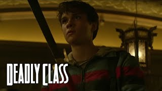 DEADLY CLASS | Official Trailer #1 | SYFY