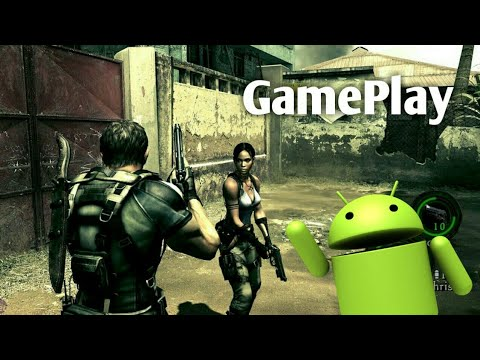 resident evil 5 3 android apk
