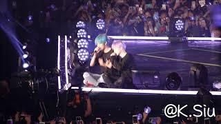 [FANCAM] 190321 Ending Ment + Answer : Love Myself + Ending BTS Love Yourself Tour in Hong Kong thumbnail