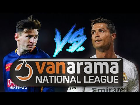 What If Messi and Ronaldo Played Non-League Football? FM18 Experiment