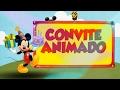 CONVITE ANIMADO MICKEY MOUSE