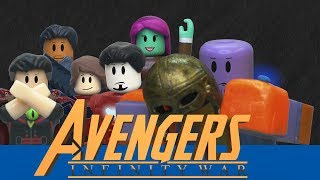Avengers: Infinity War - Roblox Toy Trailer | Who is your favorite Superhero?