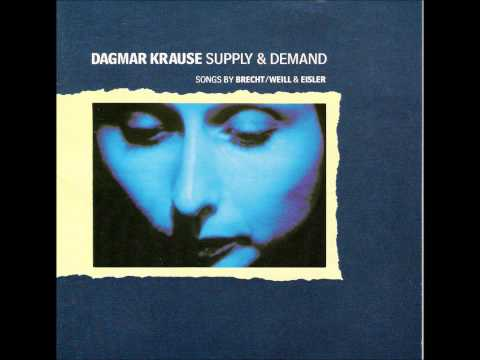 Dagmar Krause - Song Of The Moldau