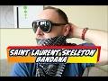 UNBOXING: SAINT LAURENT Skeleton Bandana