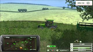 Farming Simulator 2013 Hall Farm series pt 1