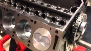 390 Engine Build Jerry's 1964 Galaxie 500 XL Day 18