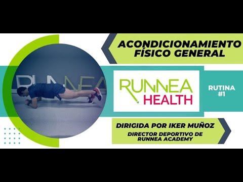 Sesión de ejercicios de acondicionamiento físico general: Trabaja todo tu cuerpo con una sola rutina