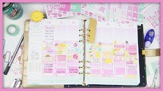 Plan With Me // Pink Lemonade!