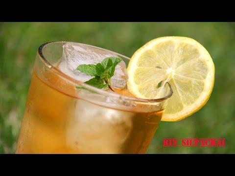How to make Winter Melon Tea! ชาฟักเขียว แสนสดชื่น 冬瓜茶 |White Gourd Drink/Punch-น้ำฟักเขียว